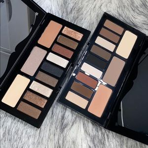 KAT VON D Shade and Light palettes